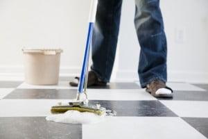 london floor cleaning